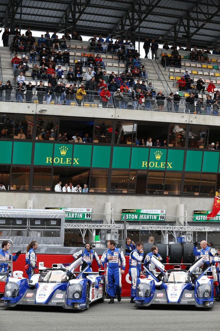 2013 Toyota TS030 Hybrid - Le Mans 24 Hours race 389929