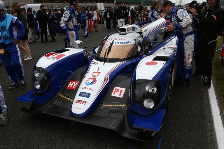 2013 Toyota TS030 Hybrid - Le Mans 24 Hours race 389930