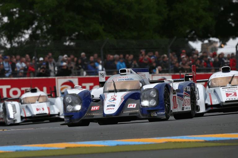 2013 Toyota TS030 Hybrid - Le Mans 24 Hours race 389938