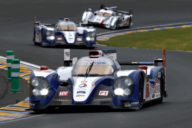2013 Toyota TS030 Hybrid - Le Mans 24 Hours race 389939