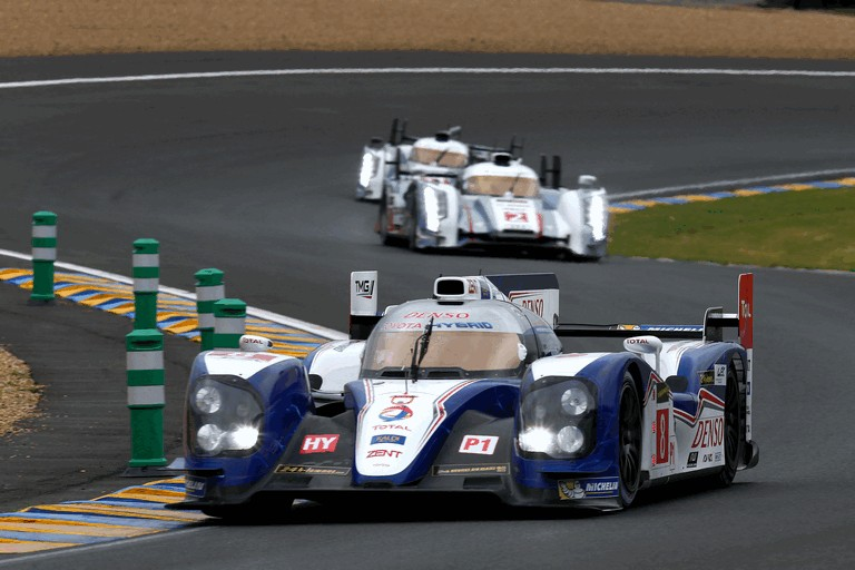 2013 Toyota TS030 Hybrid - Le Mans 24 Hours race 389940