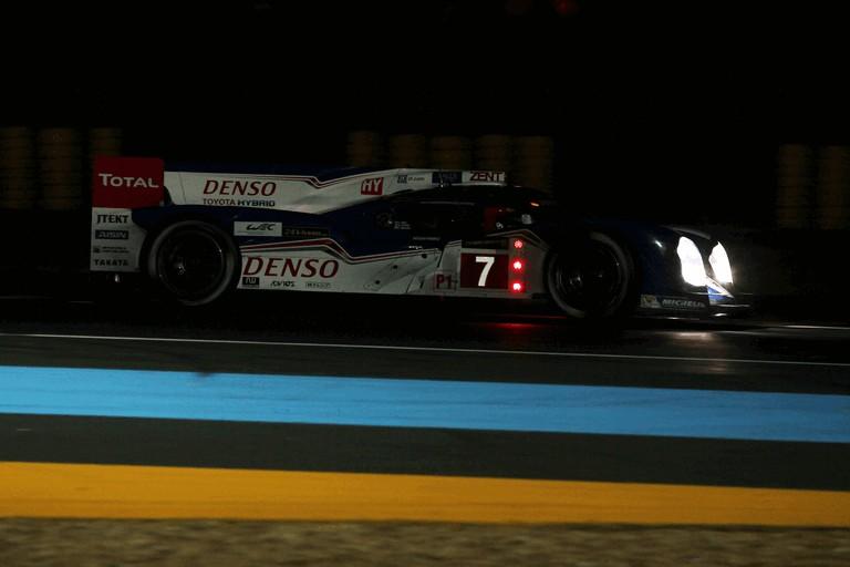 2013 Toyota TS030 Hybrid - Le Mans 24 Hours race 389946
