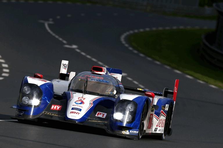 2013 Toyota TS030 Hybrid - Le Mans 24 Hours race 389949