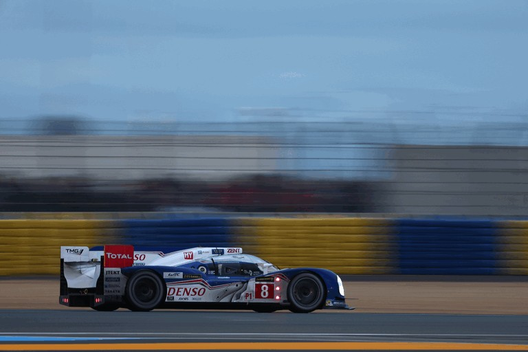 2013 Toyota TS030 Hybrid - Le Mans 24 Hours race 389952