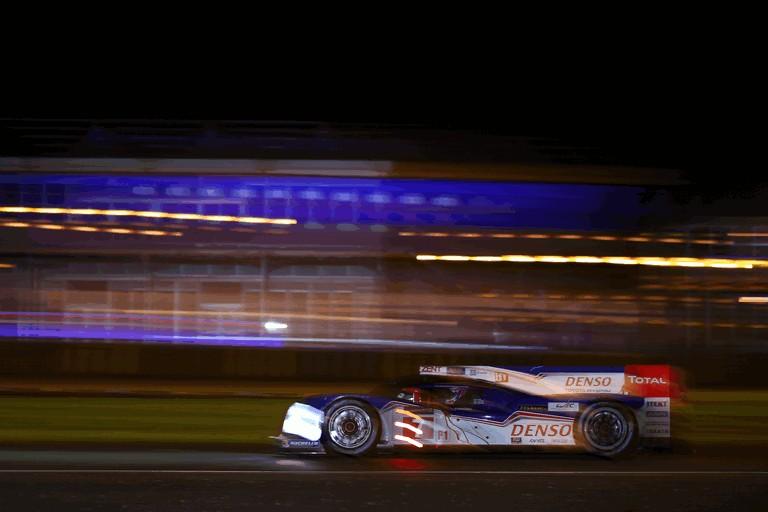2013 Toyota TS030 Hybrid - Le Mans 24 Hours race 389957