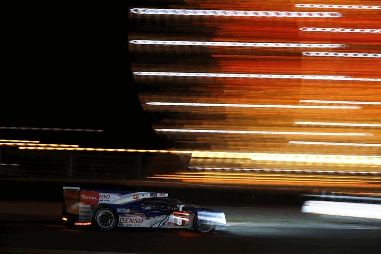2013 Toyota TS030 Hybrid - Le Mans 24 Hours race 389958