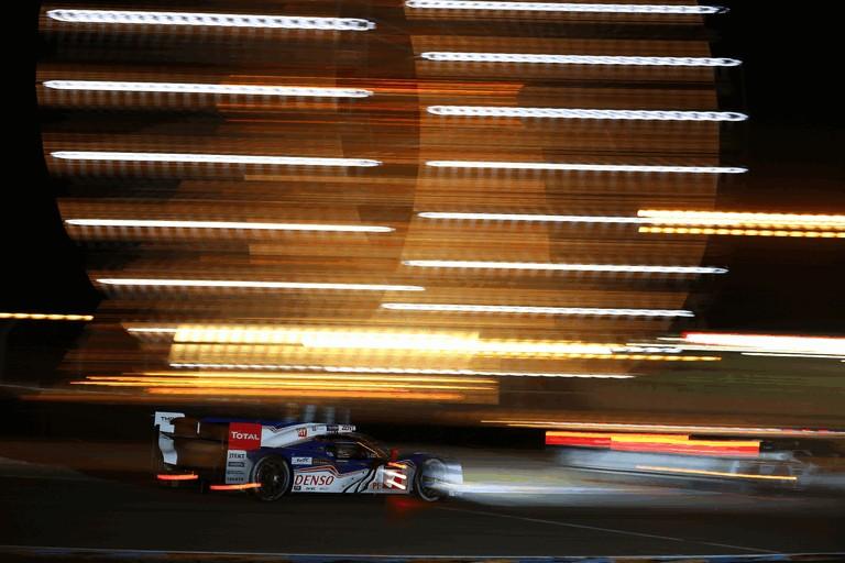 2013 Toyota TS030 Hybrid - Le Mans 24 Hours race 389959