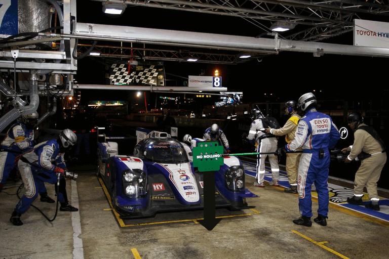 2013 Toyota TS030 Hybrid - Le Mans 24 Hours race 389961