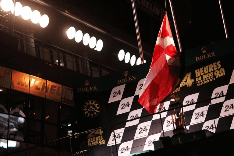 2013 Toyota TS030 Hybrid - Le Mans 24 Hours race 389964