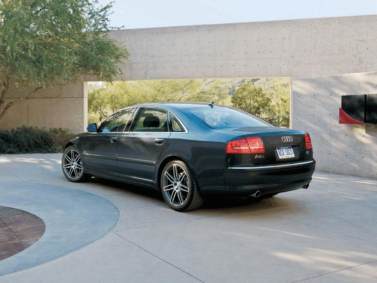 2008 Audi A8L ( D3 ) 4.2 Quattro - USA version 389979