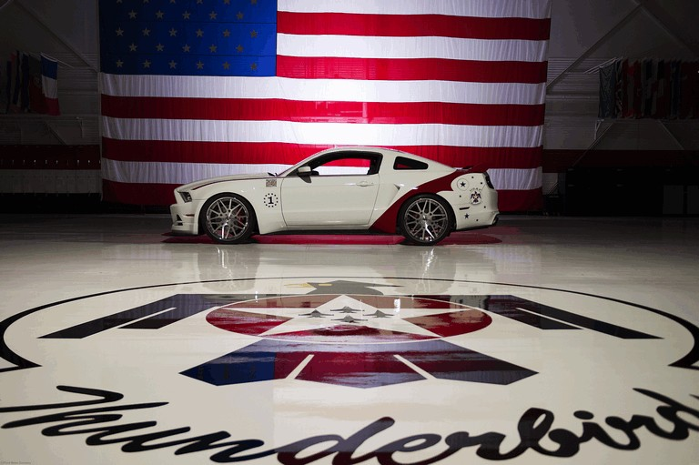2013 Ford Mustang GT - U.S. Air Force Thunderbirds edition 390456