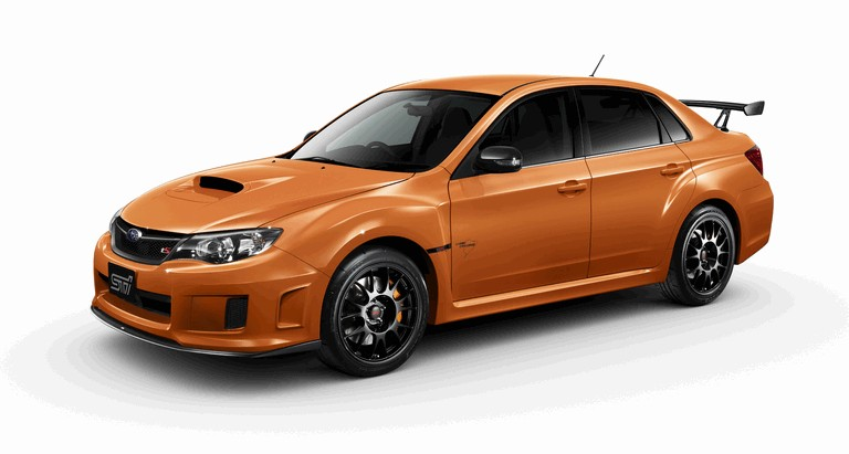 2013 Subaru Impreza WRX STI tS Type RA - Japan version 390512