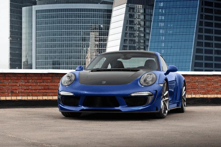 2013 Porsche 911 ( 991 ) Carrera Stinger by TopCar 390561