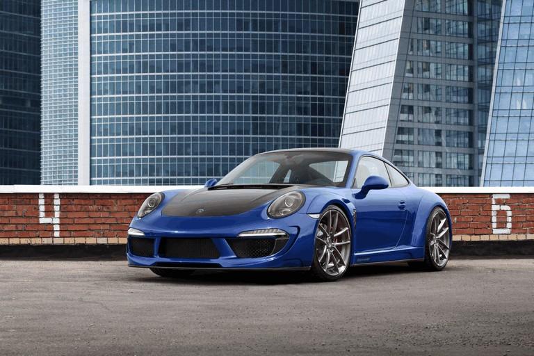 2013 Porsche 911 ( 991 ) Carrera Stinger by TopCar 390562