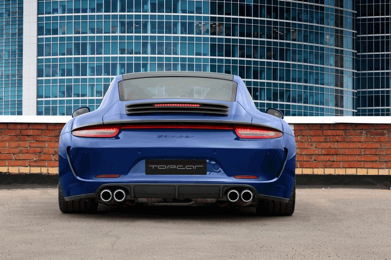 2013 Porsche 911 ( 991 ) Carrera Stinger by TopCar 390568