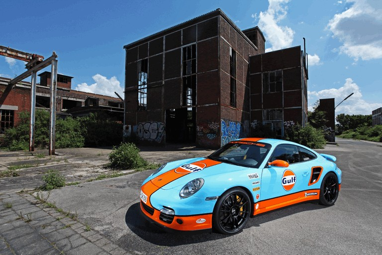 2013 Porsche 911 ( 997 ) Turbo by Cam Shaft 390581