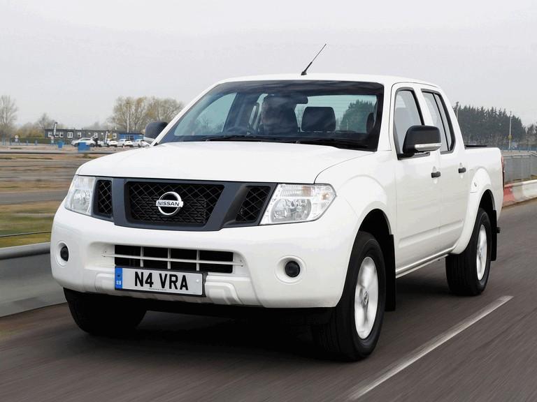 2013 Nissan Navara Visia Double Cab - UK version 391235