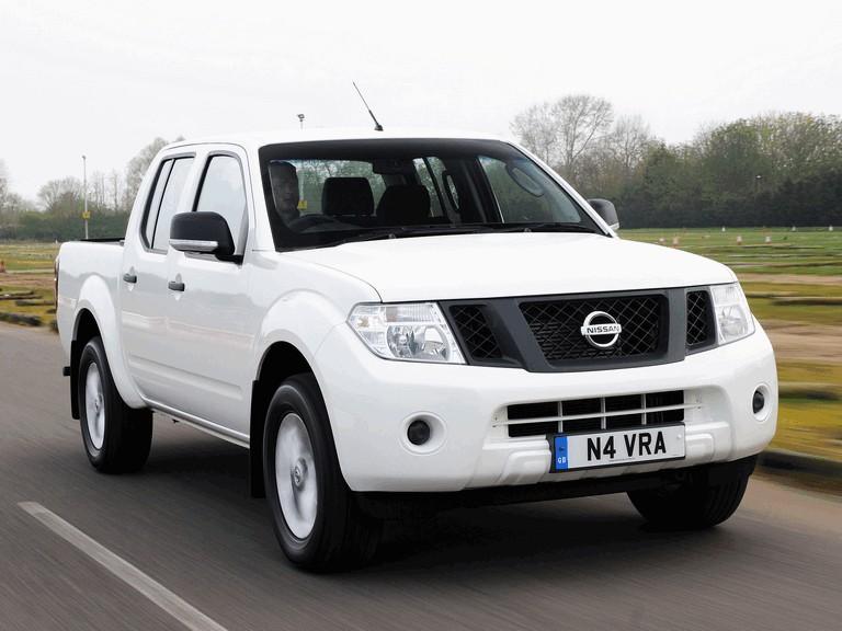 2013 Nissan Navara Visia Double Cab - UK version 391236