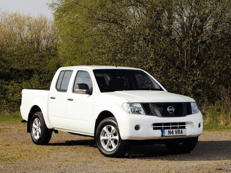 2013 Nissan Navara Visia Double Cab - UK version 391238