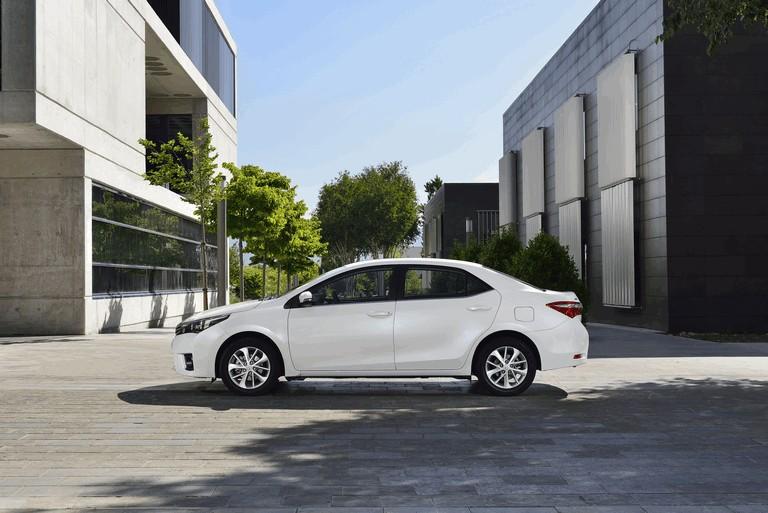 2013 Toyota Corolla - Europe version 391268