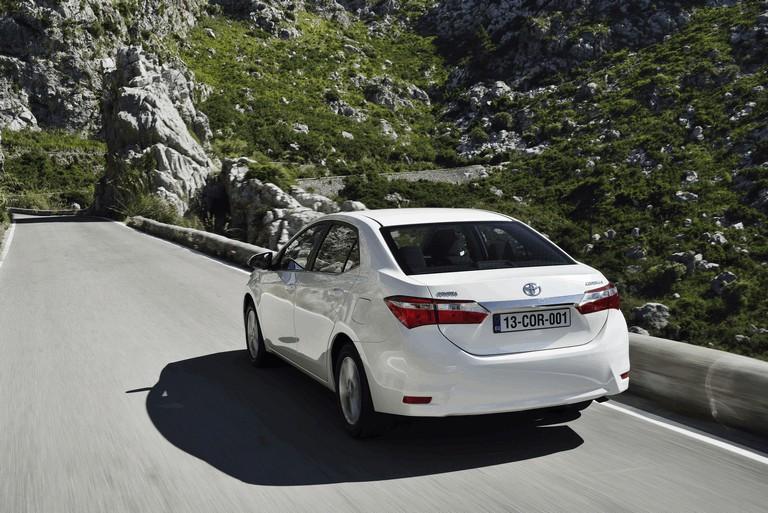 2013 Toyota Corolla - Europe version 391278