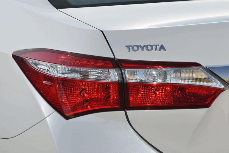 2013 Toyota Corolla - Europe version 391305
