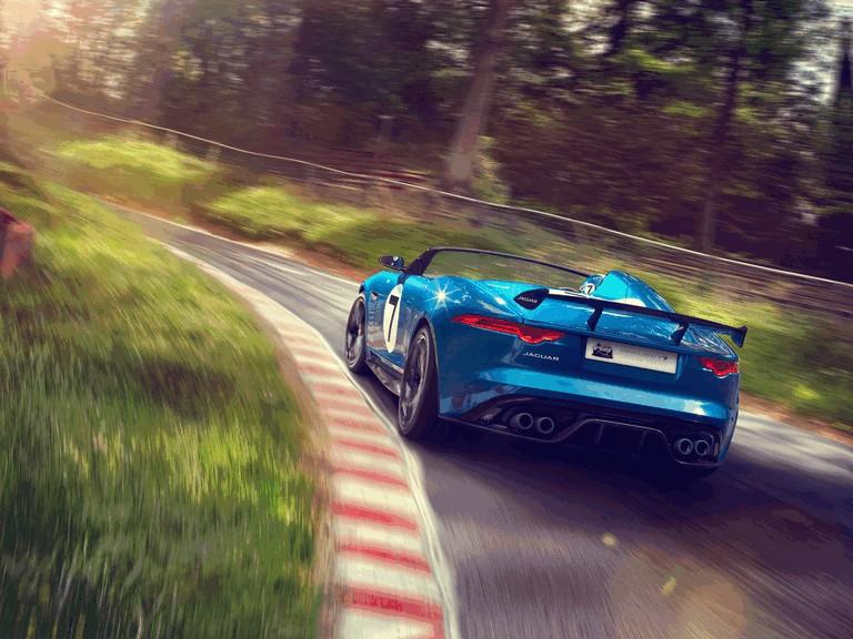 2013 Jaguar Project 7 391453