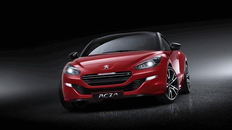 2014 Peugeot RCZ R 394759