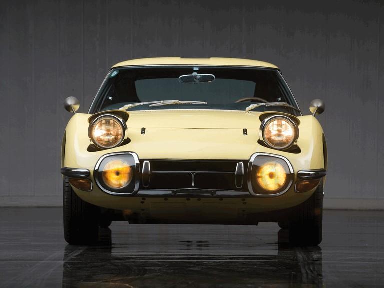 1967 Toyota 2000GT ( MF10 ) - USA version 392848