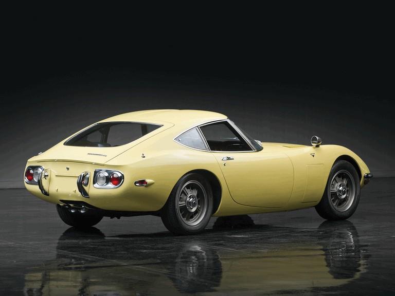 1967 Toyota 2000GT ( MF10 ) - USA version 392850