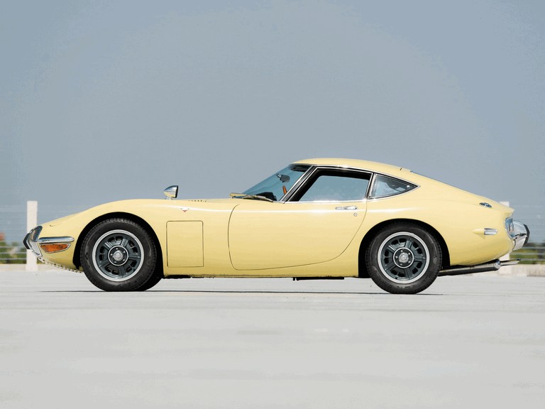 1967 Toyota 2000GT ( MF10 ) - USA version 392852
