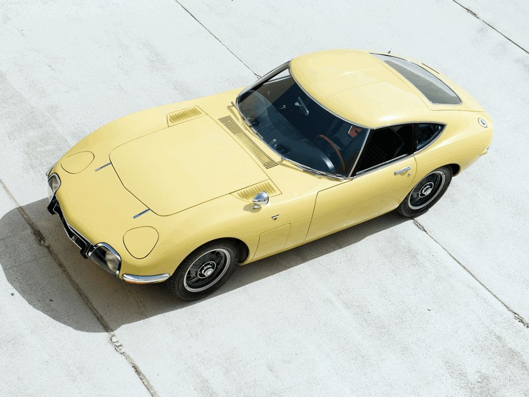 1967 Toyota 2000GT ( MF10 ) - USA version 392857