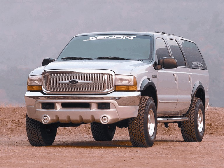 1999 Ford Excursion by Xenon 393625