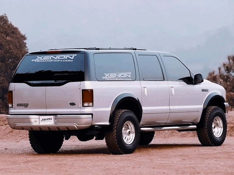 1999 Ford Excursion by Xenon 393626