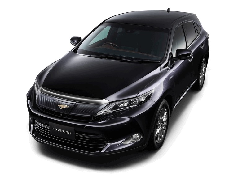 2013 Toyota Harrier 393739