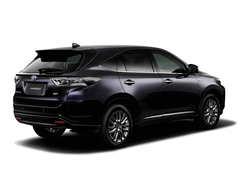 2013 Toyota Harrier 393740