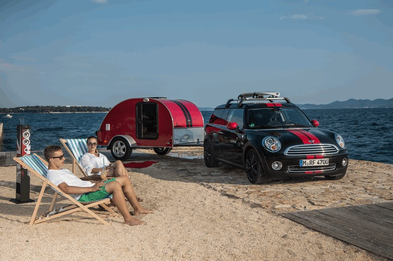 2013 Mini Clubman Cowley Caravan 393843