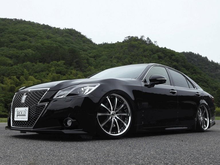 2013 Toyota Crown ( S210 ) Athlete Bold World 394082