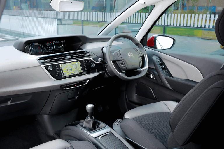 2013 Citroën C4 Picasso - UK version 394120
