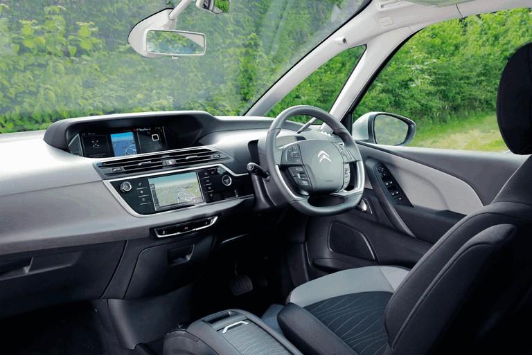 2013 Citroën C4 Picasso - UK version 394125