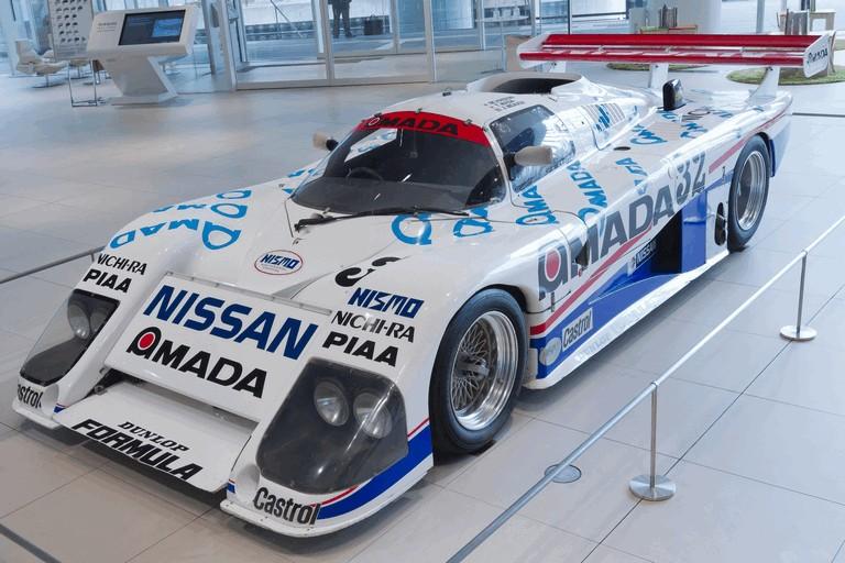 1985 Nissan R85V 394407