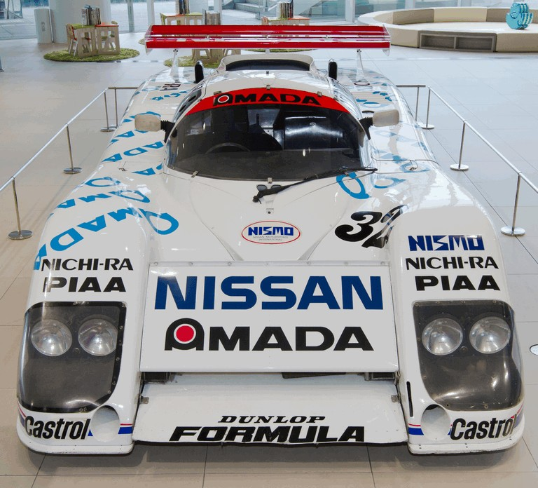 1985 Nissan R85V 394408