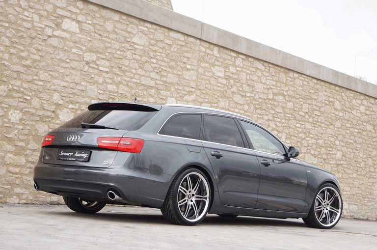 2013 Audi A6 ( 4G ) Avant by Senner Tuning 394579