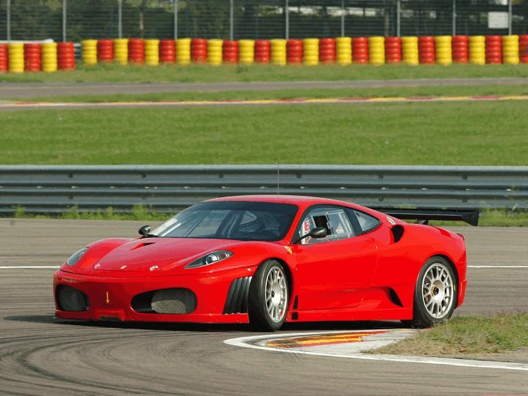 2007 Ferrari F430 GT 219504