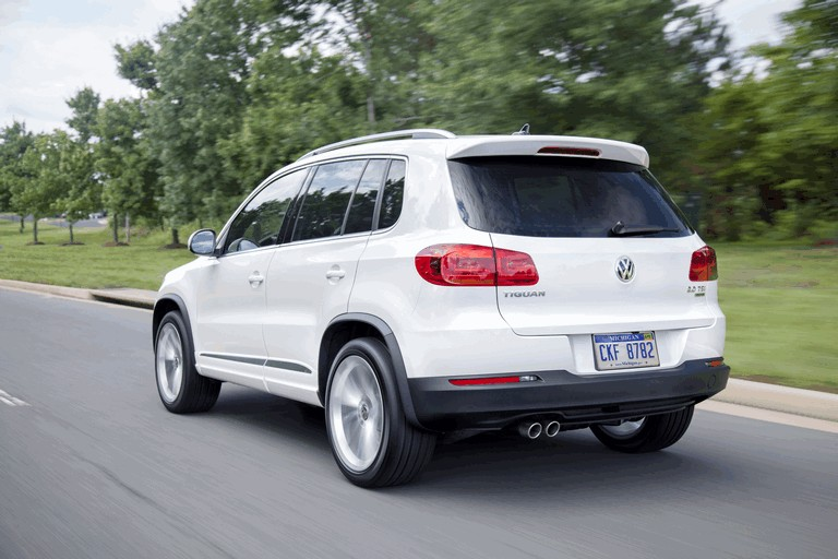 2014 Volkswagen Tiguan R-Line - USA version 394887