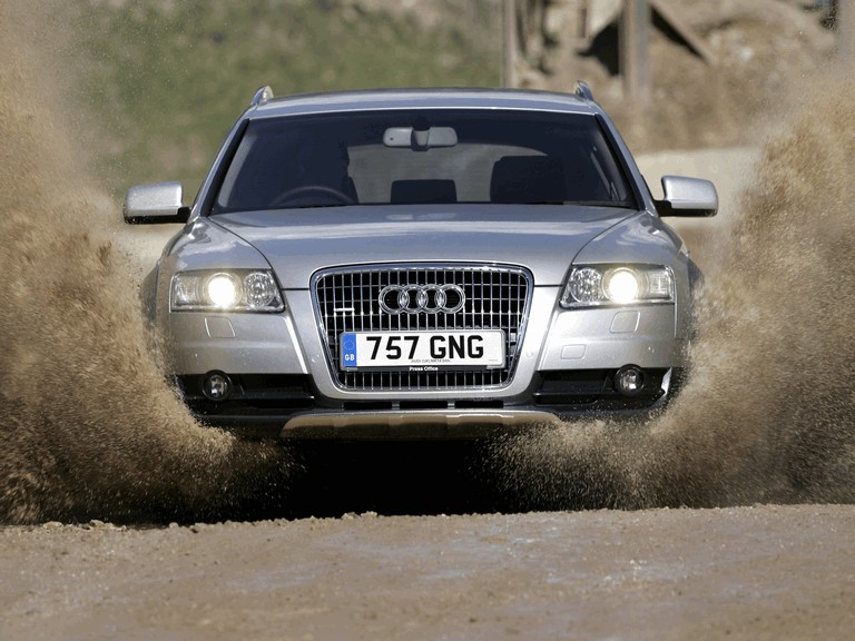 2006 Audi A6 Allroad 3.2 Quattro - UK version 394917