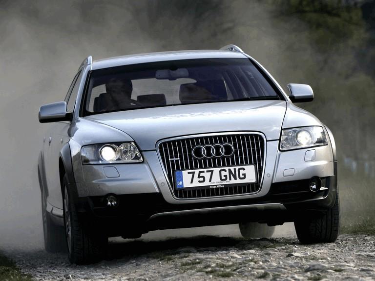 2006 Audi A6 Allroad 3.2 Quattro - UK version 394920