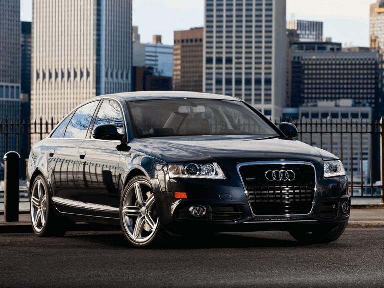 2008 Audi A6 3.0T quattro S-Line - USA version 394926