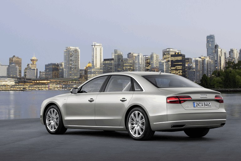 2013 Audi A8 ( D4 ) L W12 quattro - USA version 394939