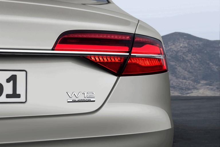 2013 Audi A8 ( D4 ) L W12 quattro - USA version 394942